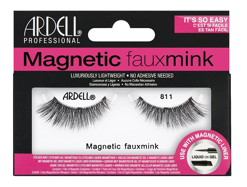 Ardell Magnetic Faux Mink Lashes 811