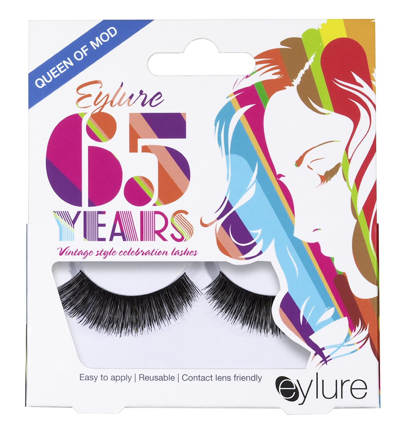 Eylure 65th Anniversary Lashes -The Queen of Mod