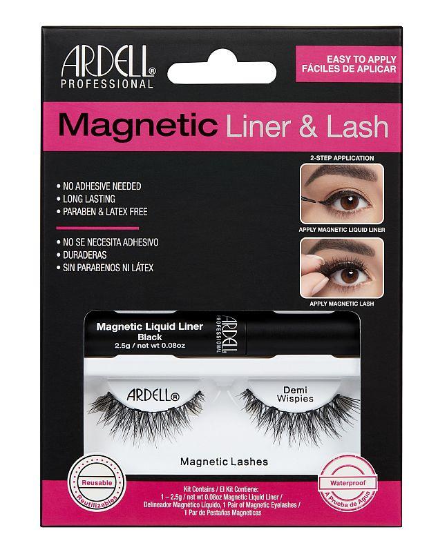 Ardell Magnetic Liquid Liner & Lash - Demi Wispies