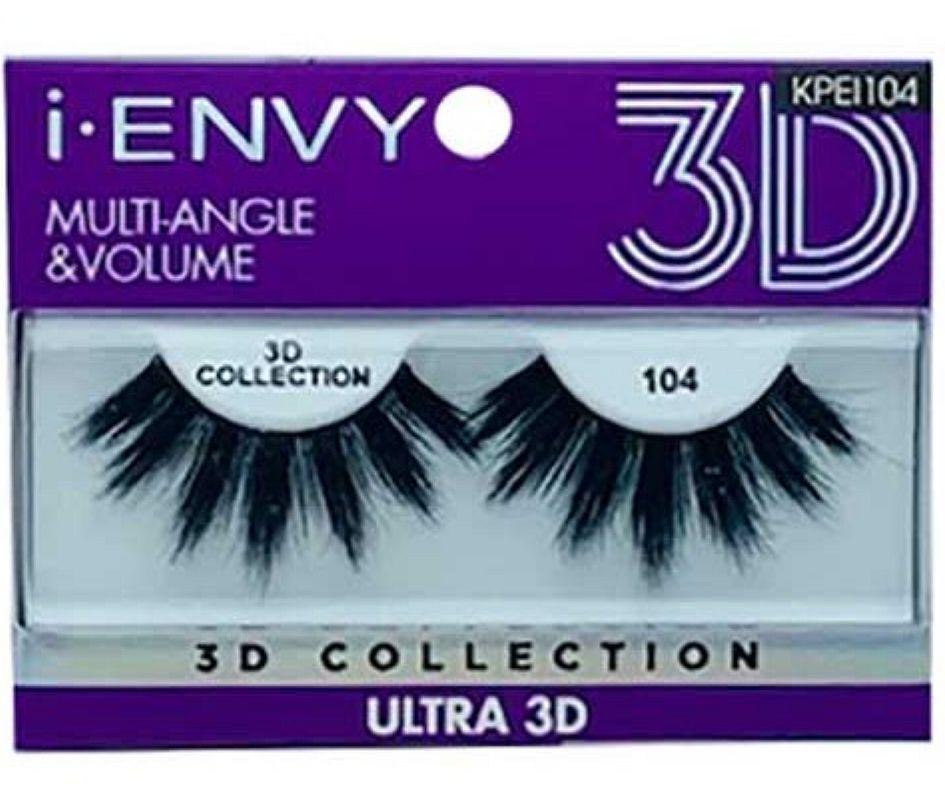 KISS i-ENVY 3D Collection 104 (KPEI104)