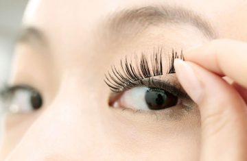 best false eyelash adhesive
