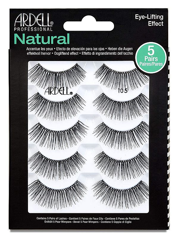 Ardell 5 Pack Lashes #105 (68985)