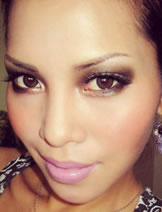 50f312c097a my photo wearing the Ardell Fashion Lashes #120 Demi. am a makeup artist and