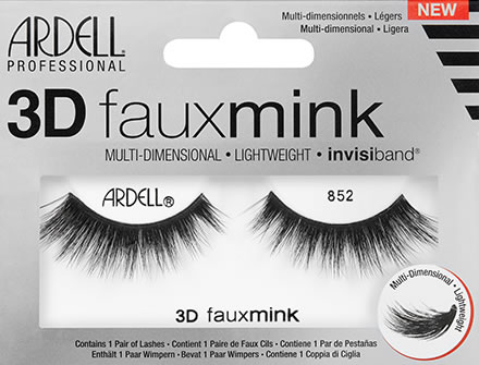 Ardell #D Faux Mink Lashes #852