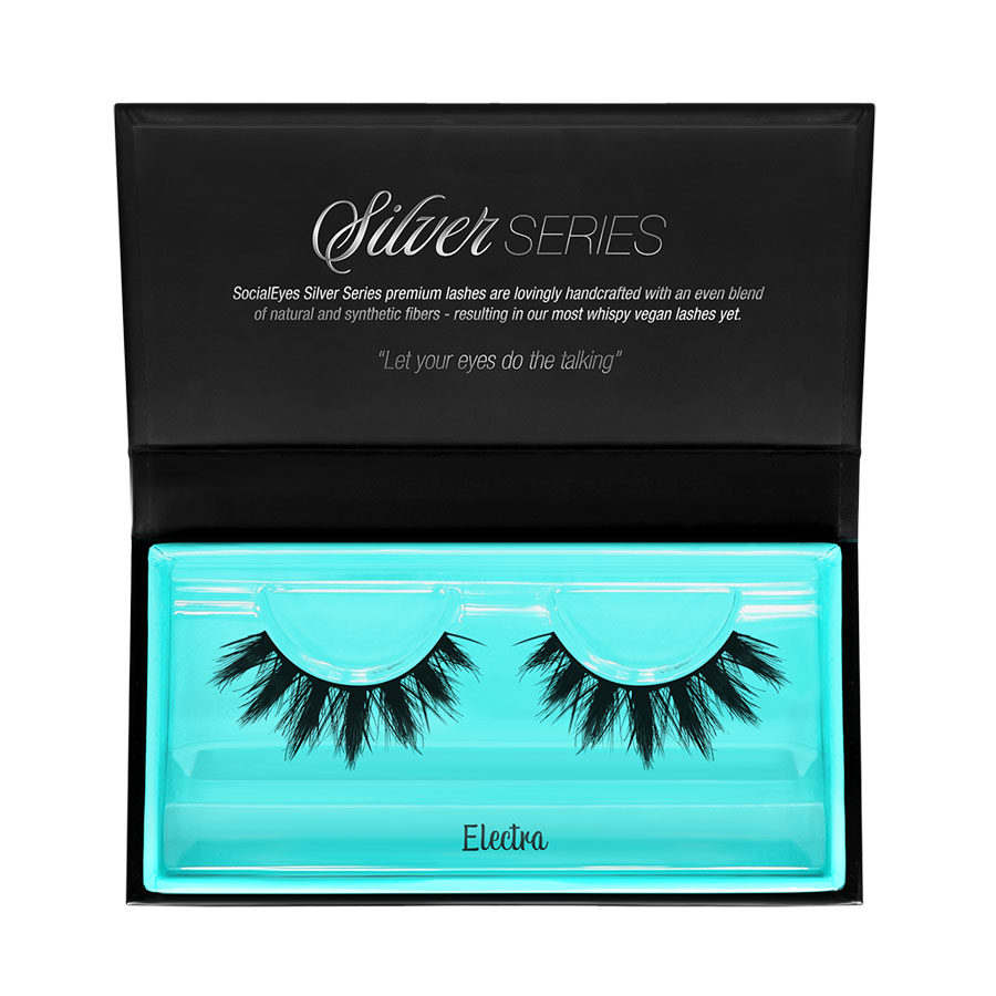 Socialeyes Silver Series Lashes