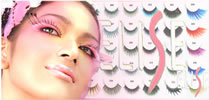 Ardell Lashes brochure will help you decide which natural may suit you best!!