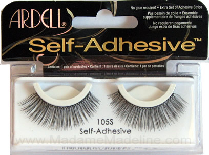 452b9e84427 Ardell Self Adhesive Lashes 105S, Ardell Self-Adhesive Lashes ...