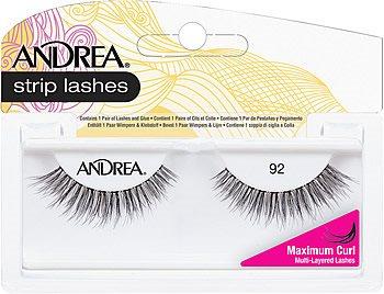 959f96e33ce Andrea ModLash Strip Lash Mega Curl #92, Andrea Mod Strip Lashes - Madame  Madeline Lashes