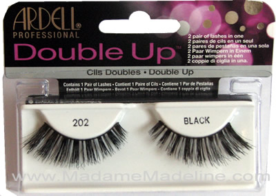 2c5e9a78f40 Ardell Double Up Lash 202, Ardell Double Up Lashes - Madame Madeline ...