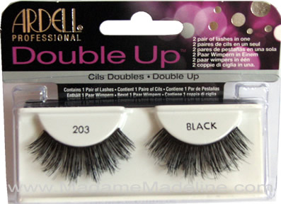 23a1c8644a0 Ardell Double Up Lash 203, Ardell Wispies Lash Collection - Madame ...