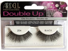 Double Up Lashes 204 by Ardell have twice the amount lashes for a more dramatic look. Double layer style gives you a fuller, thicker look.