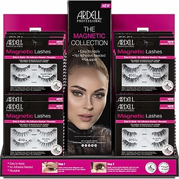 087d88005c3 Ardell 12 pc Magnetic Lash Display (67902), Ardell Magnetic Lashes - Madame  Madeline Lashes