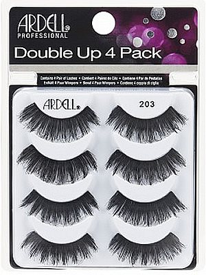 e0ecce71b8c Ardell Double Up 4 Pack Lash 203 Multipack (66690), Ardell Double Up Lashes  - Madame Madeline Lashes