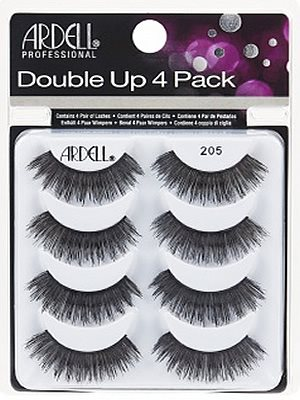 0c5e46d2ef9 Ardell Double Up 4 Pack Lash 205 Multipack (66692), Ardell Natural  Multipack - Madame Madeline Lashes