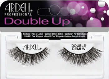 3185c4f52ed Ardell Double Up Demi Wispies Black Lashes, Ardell Double Up Lashes -  Madame Madeline Lashes