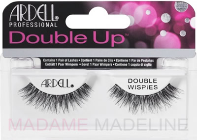 Ardell Double Up Wispies Black Lashes Ardell Double Up