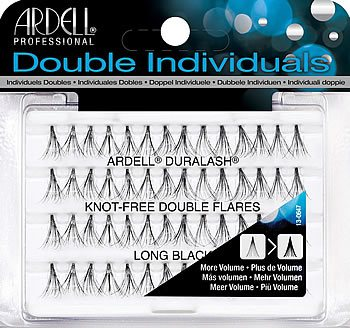 4275fda1f62 Ardell Duralash Knot-Free Double Individual Lashes Long, Ardell Duralash  NATURALS Individual Lashes - Madame Madeline Lashes
