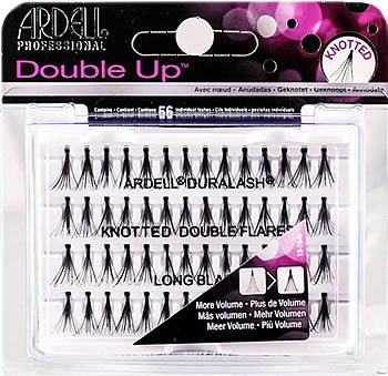 747be12a599 Ardell Duralash Knotted Double Flares Individual Lashes Long Black, Ardell  Duralash FLARE Individual Lashes - Madame Madeline Lashes
