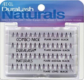 04fbbb7f7a4 Ardell Duralash Naturals COMBO Pack, Ardell Duralash NATURALS Individual  Lashes - Madame Madeline Lashes