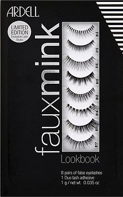 85f171342af Ardell Faux Mink Lash Lookbook 8 Pairs + Duo Glue (Gift Set), Ardell  Natural Eyelashes - Madame Madeline Lashes