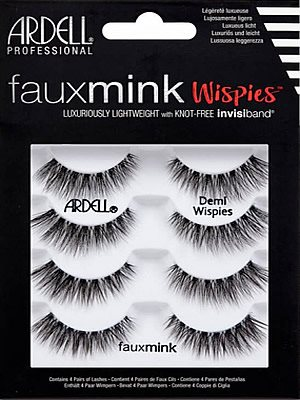 abc4011a64f Ardell Faux Mink Lashes Demi Wispies 4-Pack, Ardell Faux Mink Lashes -  Madame Madeline Lashes