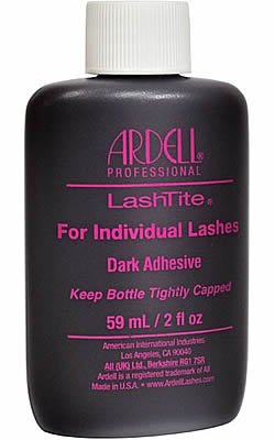 b2668344d68 Ardell LashTite Dark Adhesive 2.0 oz, Eyelash/Lash Adhesives Glue - Madame  Madeline Lashes