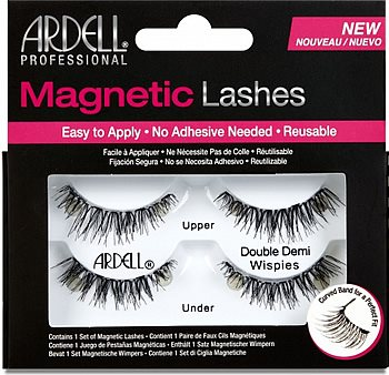 c85ec66bcd6 Ardell Magnetic Lash Double Demi Wispies, Direct Order - Madame Madeline  Lashes