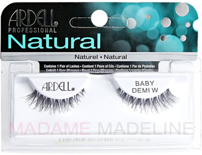 Ardell Natural Lash Baby Demi Wispies Black Ardell