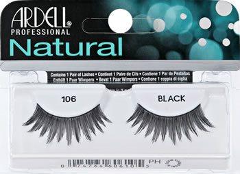 5ba73da02e0 Ardell Natural Eyelashes #106, Ardell Natural Eyelashes - Madame ...