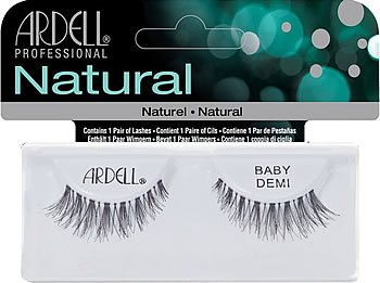e25eb7f7c3e Ardell Natural Lash Baby Demi Wispies Black, Ardell Natural Eyelashes - Madame  Madeline Lashes