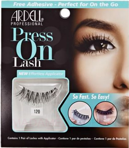 af9cff1d666 Ardell Press On with Pipette #120 Lash, Eylure Brow / Brows - Madame  Madeline Lashes
