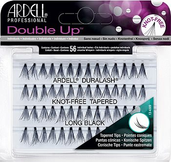 497be8b37bf Ardell Soft Touch Double Knot-Free Long Black, Ardell Soft Touch Lashes  Collection - Madame Madeline Lashes