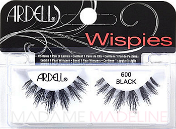 Ardell Wispies Cluster Lashes #600