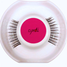 Bullseye 'Just a Girl…' CYNDI lashes are subtle length, subtle volume false eyelashes. These adorable lashes are subtle with a little extra curl to the tips.