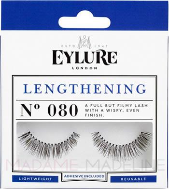 682f0c2a0d2 Eylure Naturalites LENGTHENING Lashes N° 080, Eylure Strip Eyelashes -  Rebrand Packaging - Madame Madeline Lashes