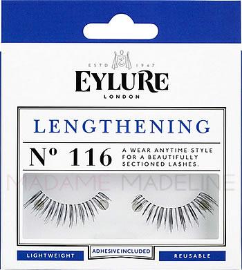 Eylure Lengthening #116 from Madame Madeline Lashes