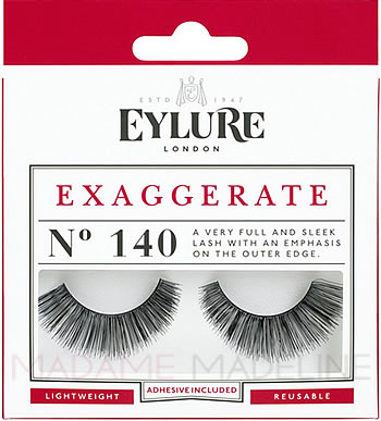 Eylure Naturalites EXAGGERATE Lashes N° 140