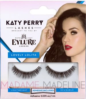 Katy Perry Lashes - Lovely Lolita by Eylure