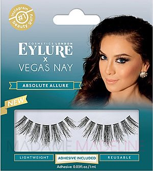 e4eba5d7e1f Vegas Nay Lashes - Absolute Allure, Vegas Nay Lashes by Eylure - Madame  Madeline Lashes