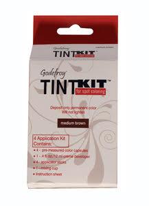 Godefroy Instant Eyebrow Tint (4 Application Kit), Godefroy ...