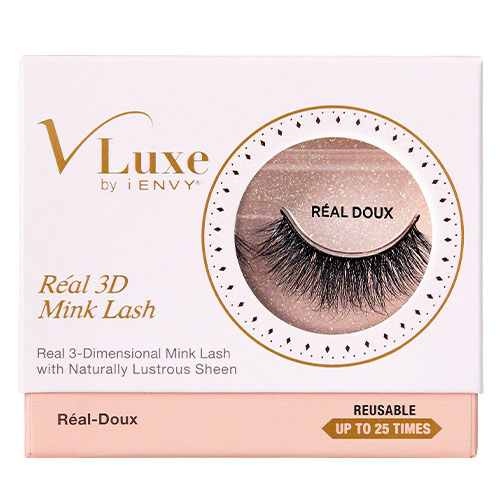 f7ca7d6f1d1 Kiss Premium Lashes, V-Luxe Mink Lash Inspired Collection by KISS i ...