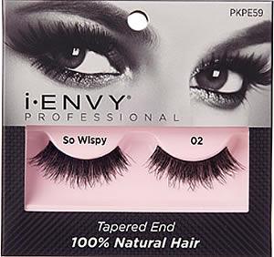 b6b09a30ad6 KISS i-ENVY Professional So Wispy 02 Lashes (PKPE59), Kiss New York ...
