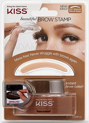 Kiss Beautiful Brow Stamp