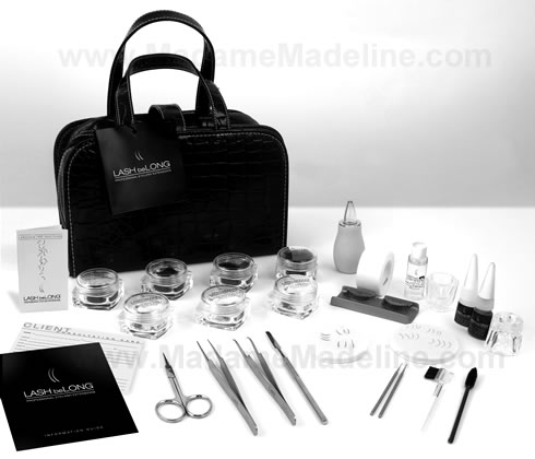 .LASH beLONG Professional Eyelash Extension Kit