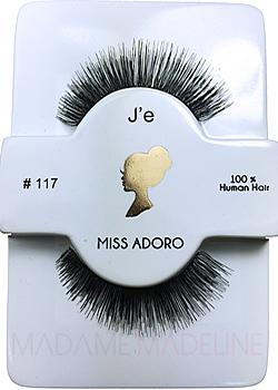 24d6c91dca8 Miss Adoro False Eyelashes #117 (Isabella), Miss Adoro False Eyelashes -  Madame Madeline Lashes