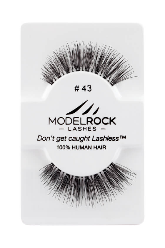 aedbc5cc675 MODELROCK LASHES Kit Ready #43w, The Extreme Collection - Madame ...