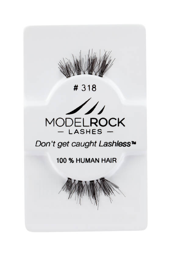 modelrock false lashes