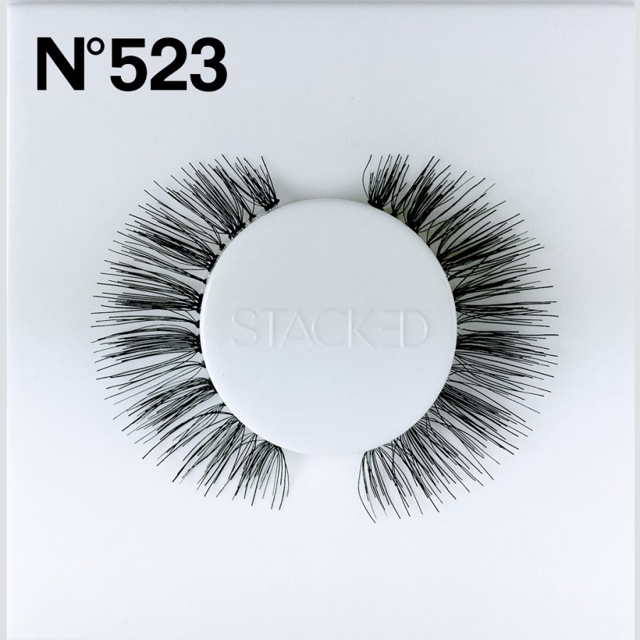 Stacked Cosmetics 523 Lashes