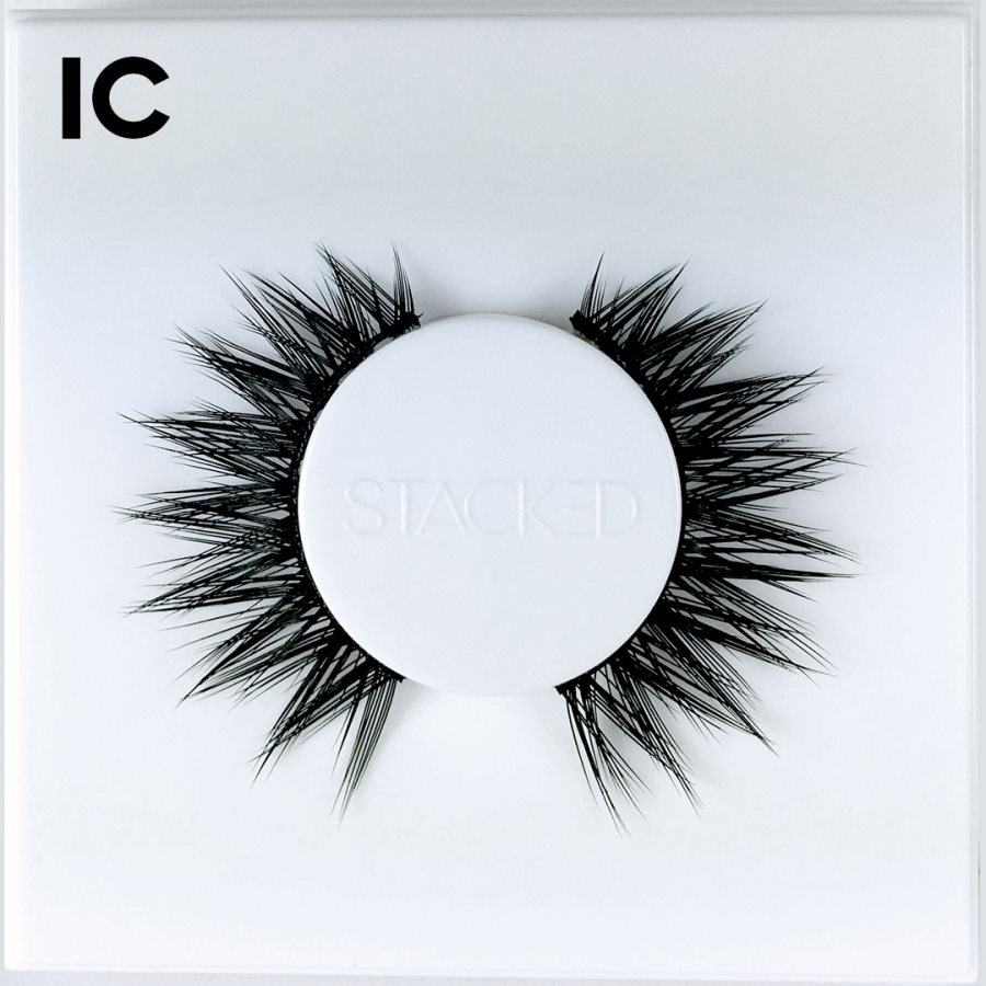 "Stacked Cosmetics ""IC"" Lashes"