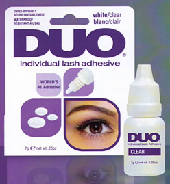 21819f95dcd DUO Individual Lash Adhesive (.25oz), Eyelash/Lash Adhesives Glue - Madame  Madeline Lashes